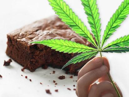 Marijuana Space Cake Recipe