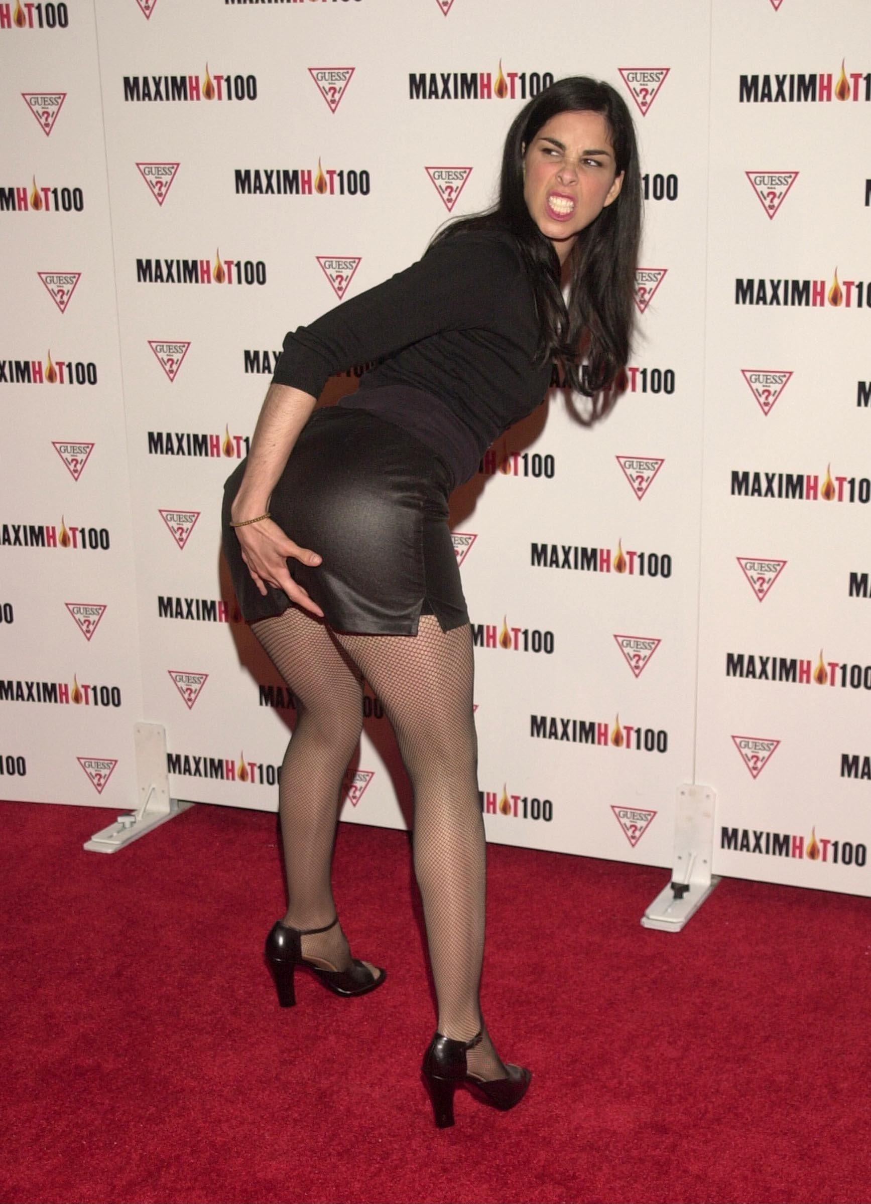 Sarah silverman anal sex