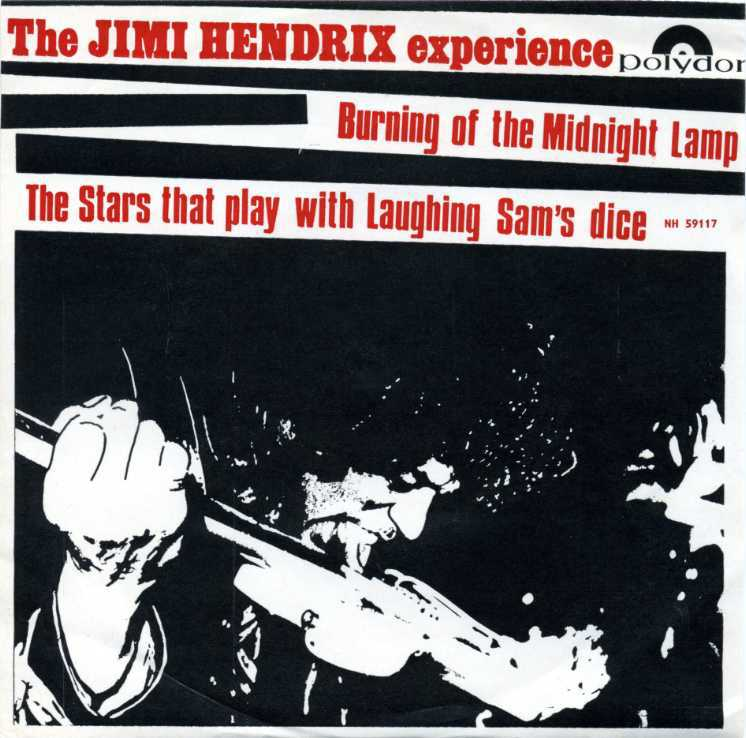 THE STARS THAT PLAY WITH LAUGHING SAM`S DICE - Hendrix Jimi