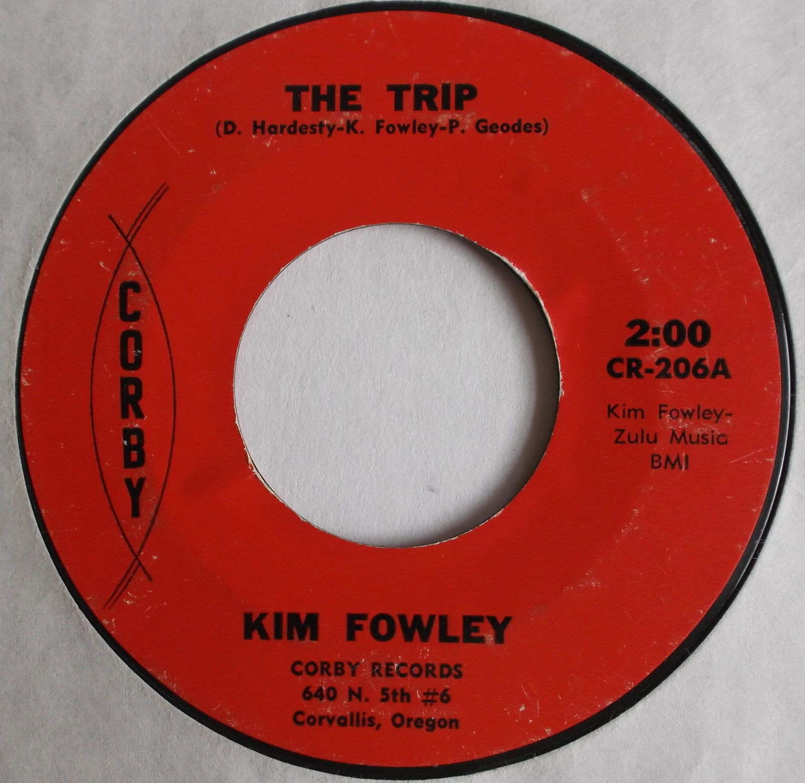 Kim Fowley Pop Art 66