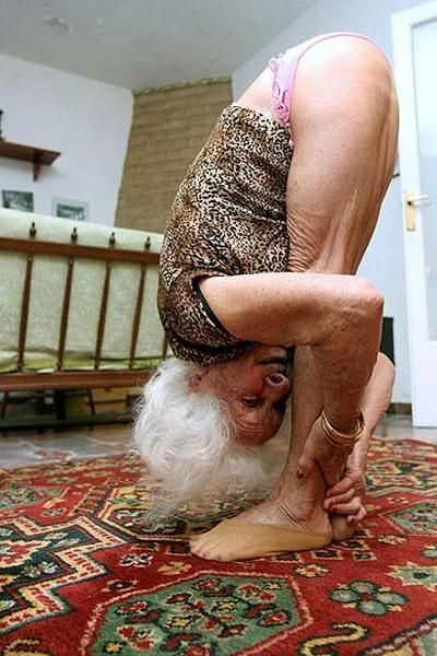 волосатые голые бабушки фото